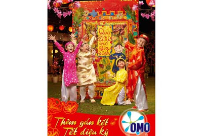 Unilever's OMO launches New Year campaign to encourage family bonding