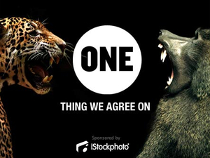 ONE, iStockphoto launch Zooppa contest to fight global poverty