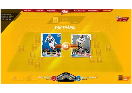 CASE STUDY: How Poca brought EPL trading cards online in Vietnam