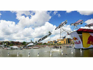 Red Bull brings inaugural Flugtag event to Southeast Asia