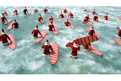 ALDI celebrates Christmas, Australian-style