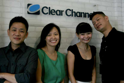 New appointments at Clear Channel Singapore to meet growth in demand