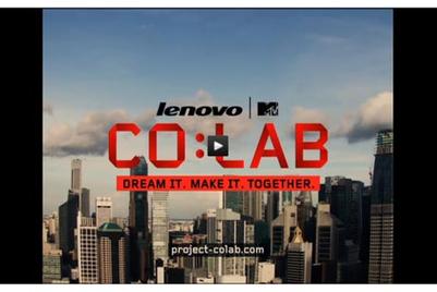 Lenovo and MTV launch social platform seeking young talents