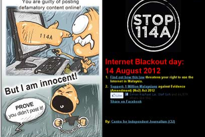 Malaysia's '114A' law makes brands liable for comments by consumers