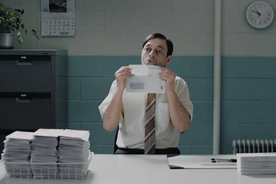 SKY Television and DDB use yuck factor to promote paperless billing