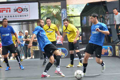 Tiger renews title sponsorship for Street Football, expands event to Australia