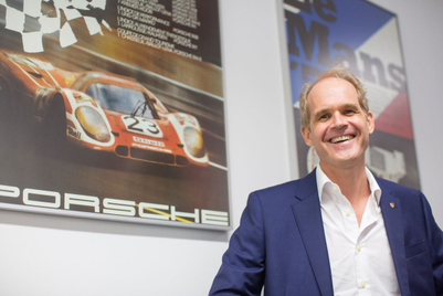 Porsche: Daring to be 'a bit mad'