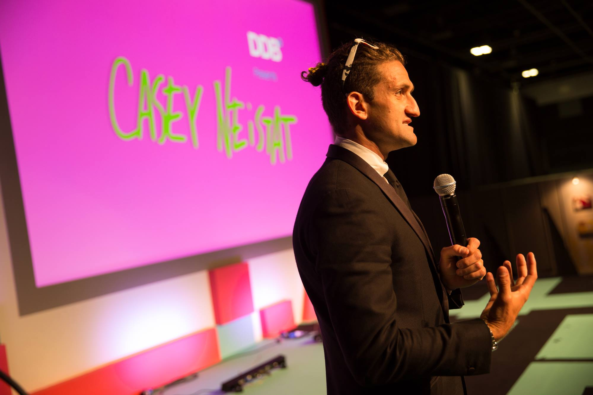 Casey Neistat: Don't look to other advertising for great ideas
