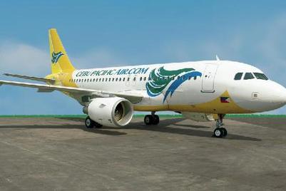 Icon International adds Cebu Pacific