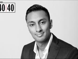 Meet the 2019 40 Under 40: Ashwin Chandoesing