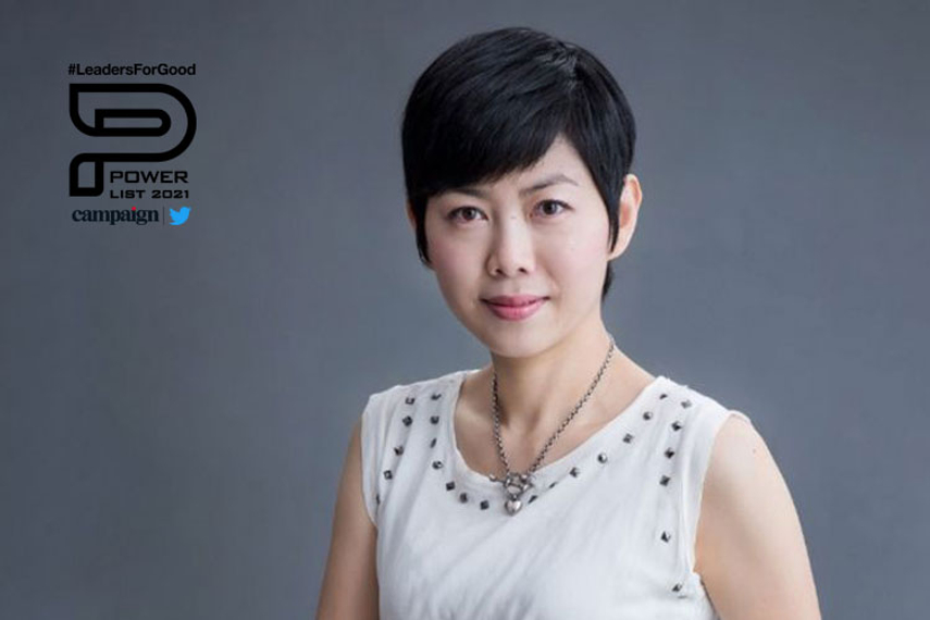 Asia-Pacific Power List 2021: Shelly Chiang, L'Oreal