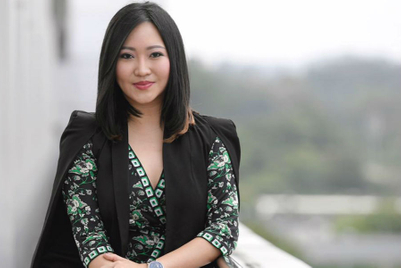 Christel Quek resurfaces as co-founder of a mobile content-streaming service