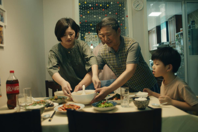 Coke's 'The great meal' is pretty great