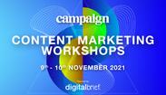 Digital Marketing Workshop Series: Content Marketing Workshops