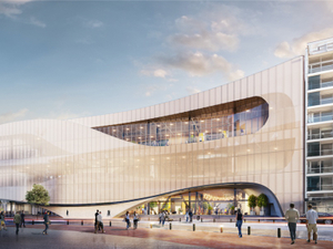 Wellington gets green light for new conference centre