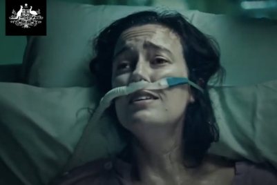 Aussie govt defends 'terrifying' and 'graphic' Covid ad