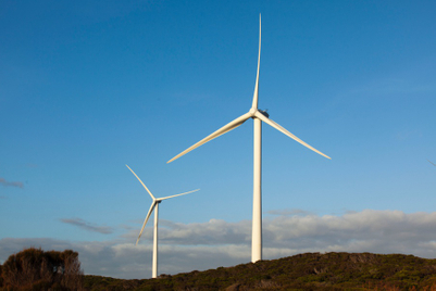 MCEC supports wind farm project
