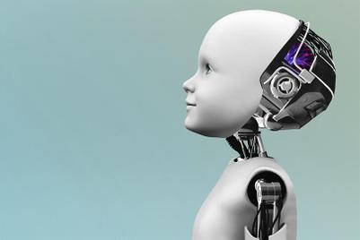 My son, the cyborg