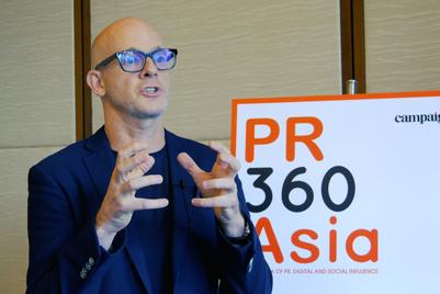 Weber Shandwick's Darren Burns on the future of PR