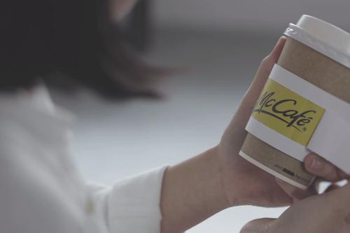 Caffeine fixation: McCafe aspires to the cafe culture