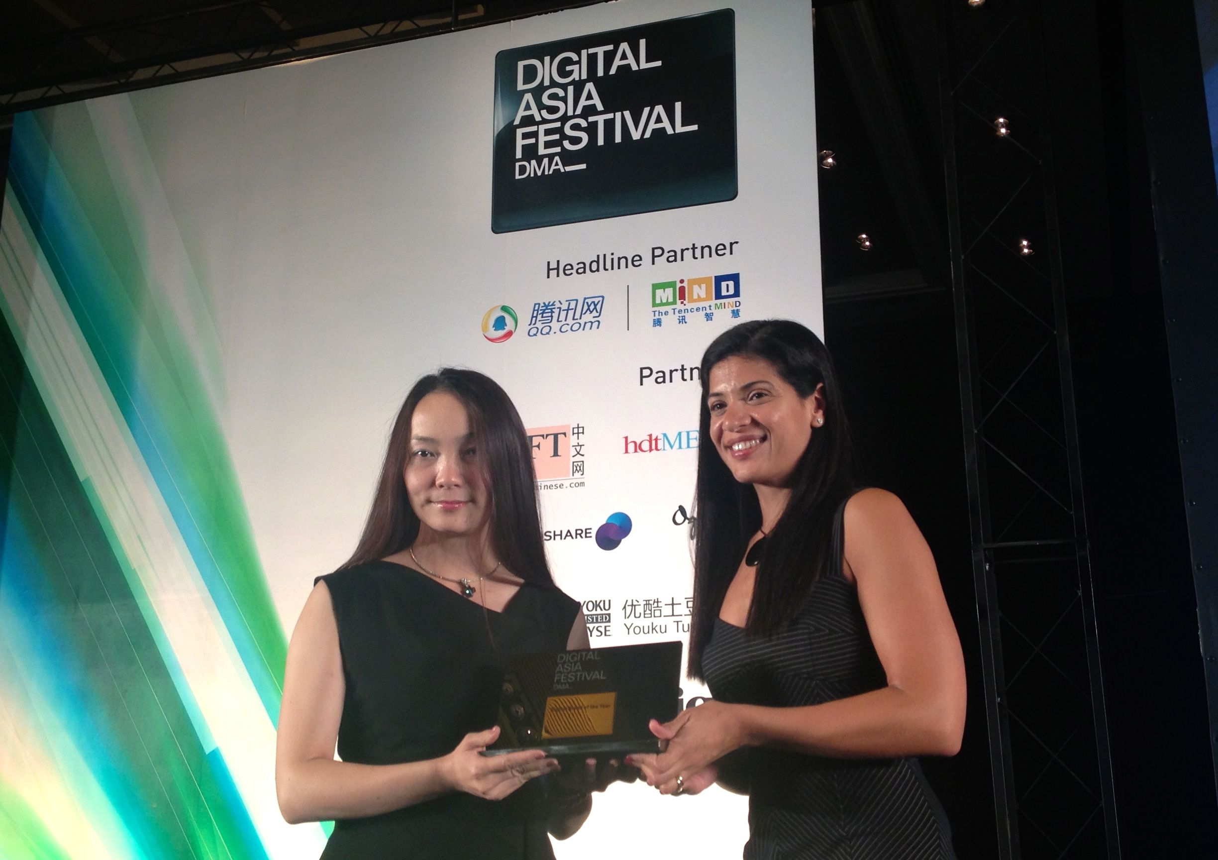 Digital Media Awards 2012: Coca-Cola named Digital Brand of the Year