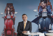 How Vespa 'almost markets itself' in Asia