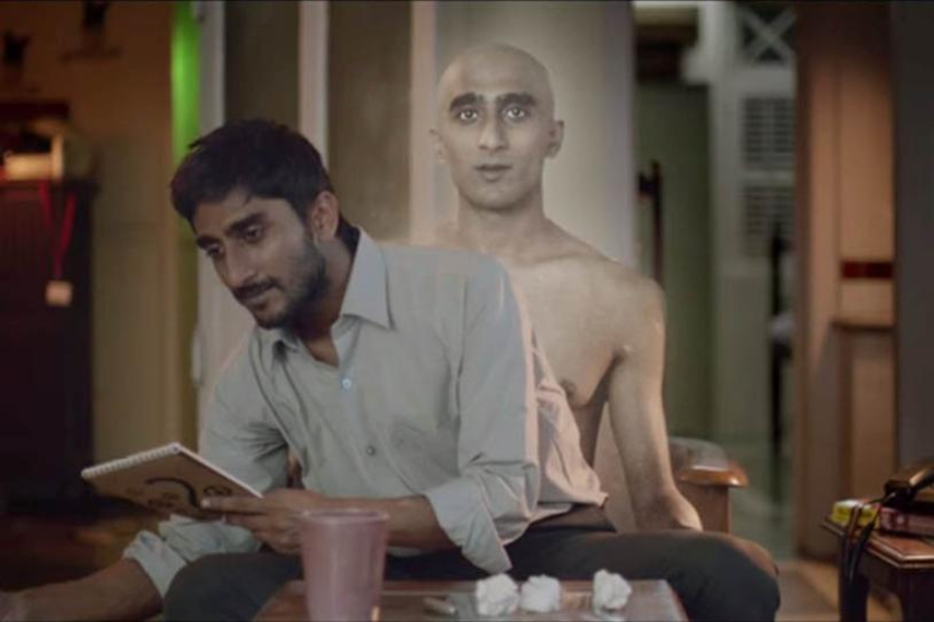 The celebrated founder of a Mumbai production house launched the campaign with a short film titled 'Pause'.
