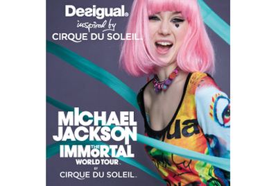 Desigual launches special collection with Cirque du Soleil