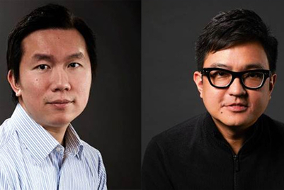 Desmond Chan and Keith Ho take over Danny Mok's duties at Grey Hong Kong