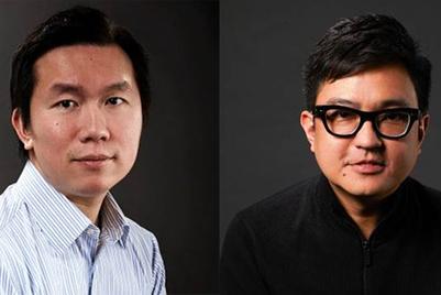 Desmond Chan and Keith Ho take over Danny Mok's duties at Grey Hong Kong