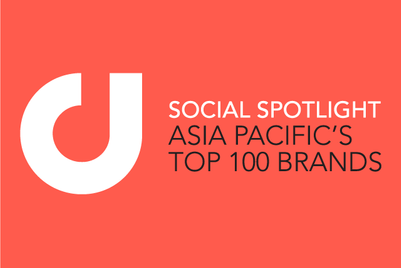 Social Spotlight report illuminates the ☺ and ☹ of APAC's most visible brands