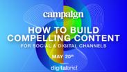 Digital Marketing Workshop Series: How to Build Compelling Content for Social & Digital Channels