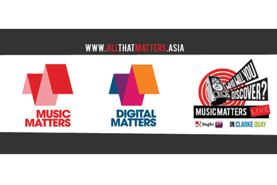 Digital and Music Matters returns to Singapore