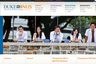 CASE STUDY: How Duke-NUS reached a global audience