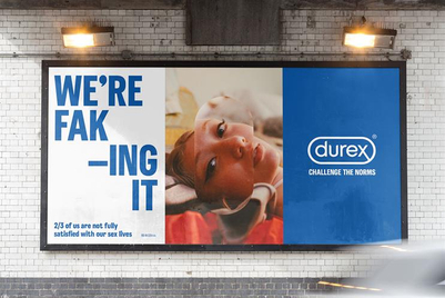 Durex challenges sexual norms in major brand relaunch