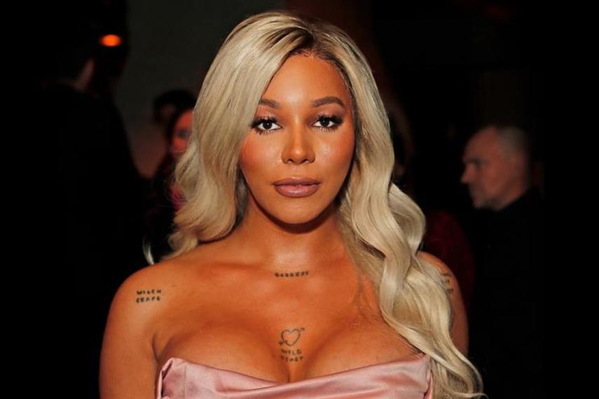 Bergdorf: became L'Oréal's first transgender representative in 2017 (Getty Images/Dave Bennett)