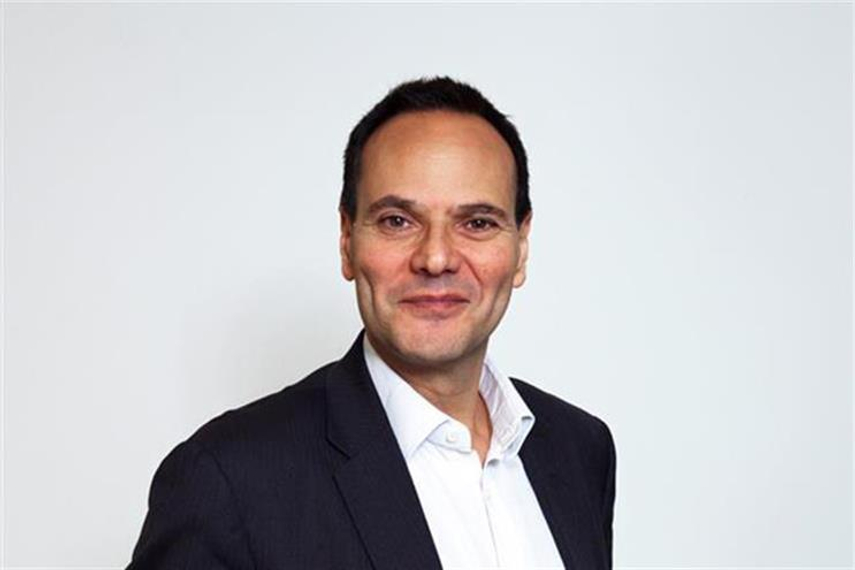Kantar's Eric Salama steps down after 17 years as CEO