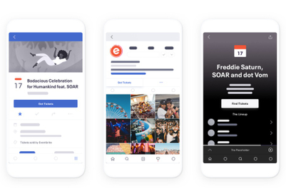Eventbrite integrates with Facebook in Singapore