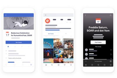 Eventbrite integrates with Facebook in Singapore