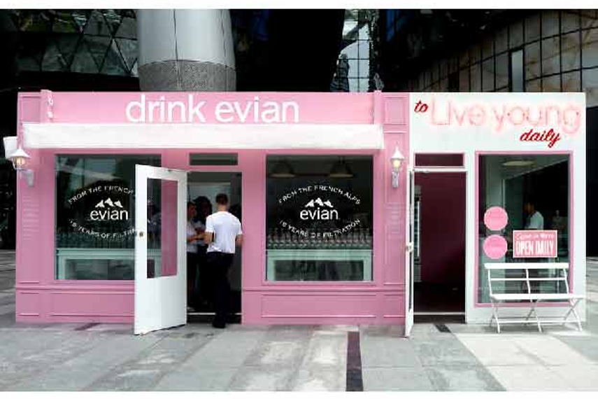 The first-of-its-kind 'Live young' store in Singapore