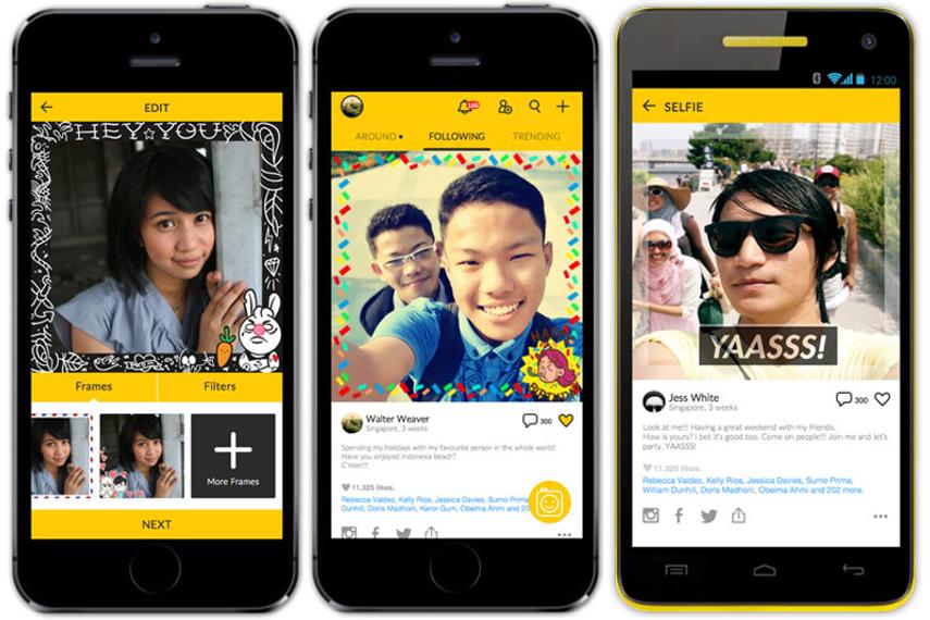 CHH's Fotoku app