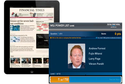 FT, WSJ Asia embrace digital channels