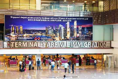 Far East targets affluent Chinese travellers at Changi Airport