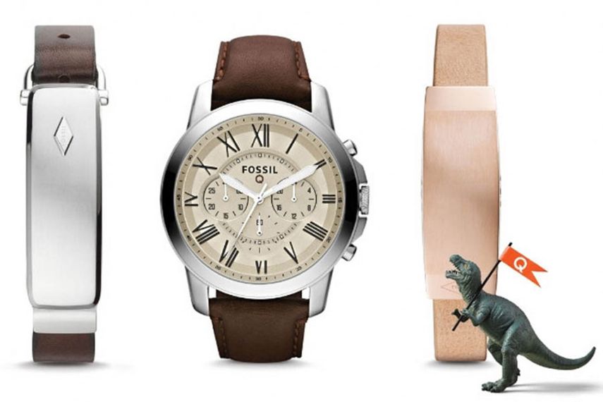 BIg time: Fossil Group plans to launch 100 smart wearables across eight fashion brands.