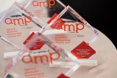 Agency-Marketer Partnership Award winners for 2017