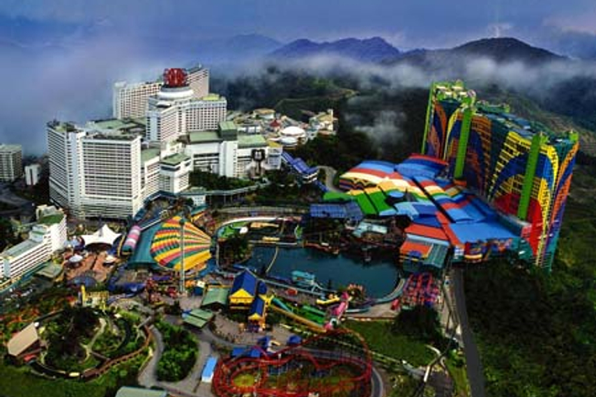 Resorts World Genting theme park
