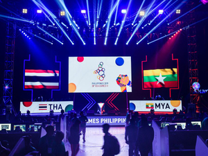 Esports influencers battle in their own Asian arena