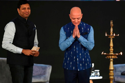 India helps light up Amazon's strong Q4 earnings