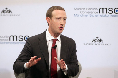 Mark Zuckerberg has a suggestion for how to regulate Facebook