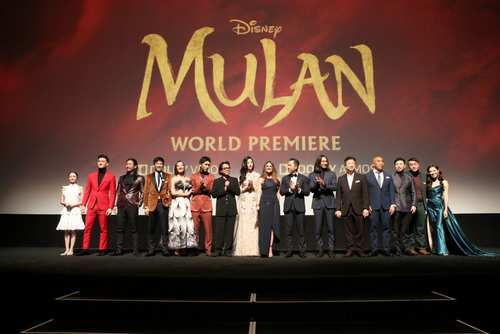 China orders media blackout of 'Mulan'